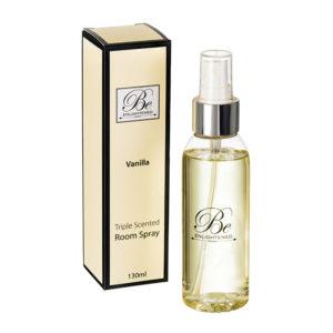 Vanilla room spray- triple scented - Be Enlightened