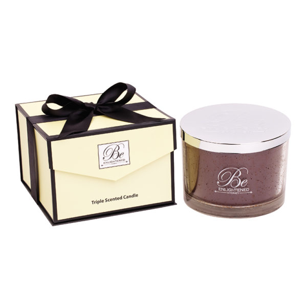 Vanilla candle 1.6kg. Vanilla fragrance scented candles Australian Made