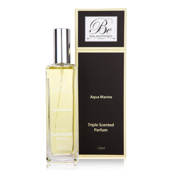 Be Enlightened Aquamarine Fragrance Perfume 120ml