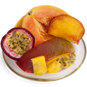 Passionfruit & Paw Paw