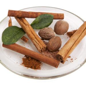 Cinnamon & Nutmeg