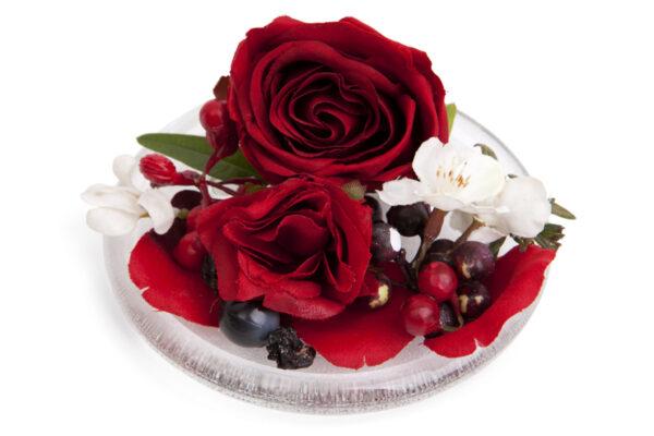 Oriental Baies fragrance plate