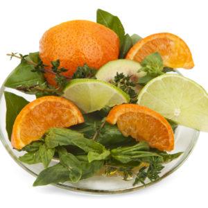 Sweet Basil & Mandarin
