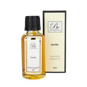 Vanilla essential fragrant oil triple scented