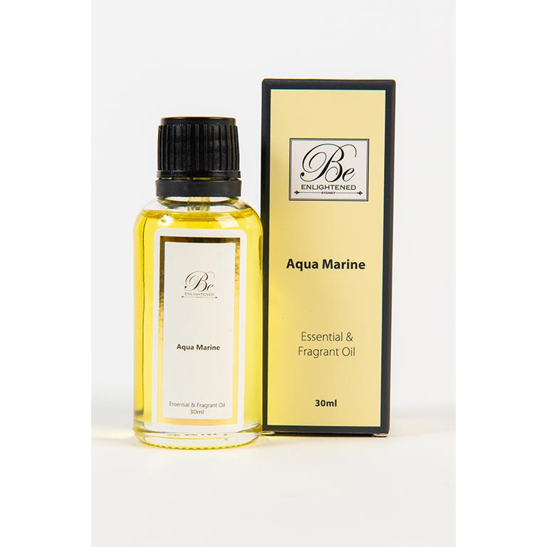 Be Enlightened Aquamarine Essential Fragrant Oil
