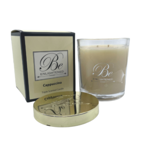Cappuccino Candle Be Enlightened Australian Made Scented Candles
