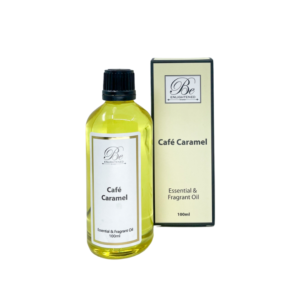 Cafe Caramel 100ml Essential and Fragrant Oil