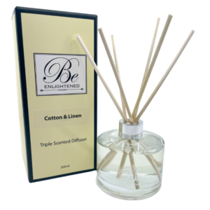 Be Enlightened Cotton & Linen 200ml Diffuser