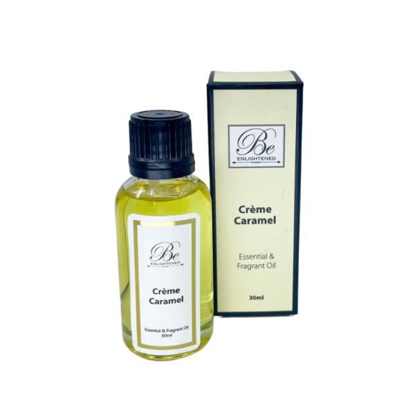 Be Enlightened Creme Caramel 30ml Essential Oil