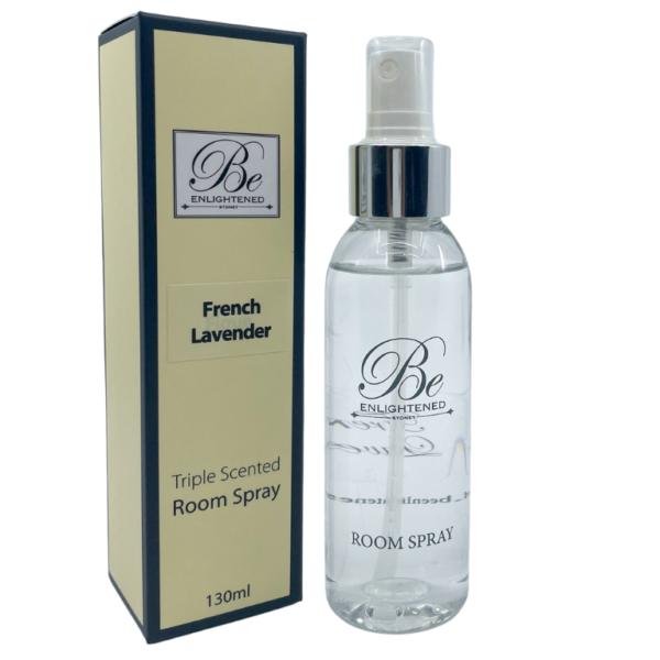 Be Enlightened French Lavender 130ml Room Spray