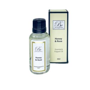 Be Enlightened Honey & Rose 30ml Essential Oil