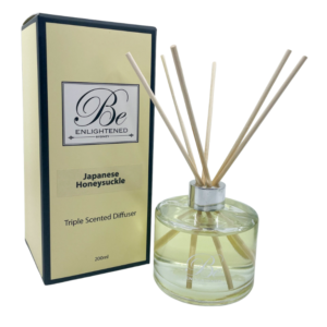 Be Enlightened Japanese Honeysuckle 200ml Diffuser