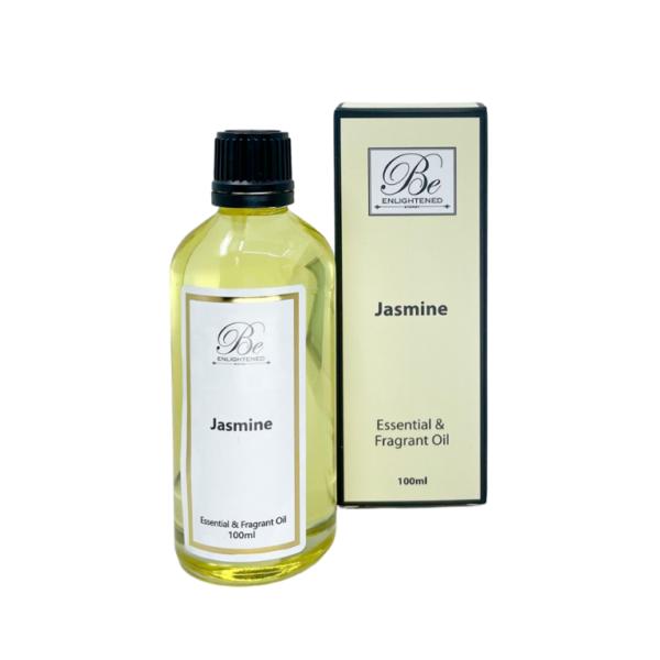Be Enlightened Jasmine 100ml Essential Oil