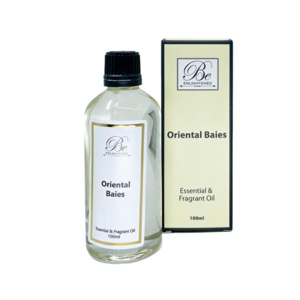 Be Enlightened Oriental Baies 100ml Essential Oil