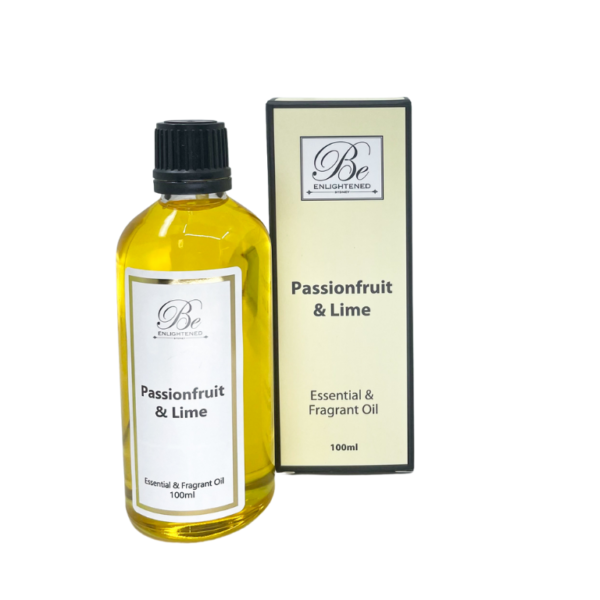 Be Enlightened Passionfruit & Lime 100ml Essential Oil