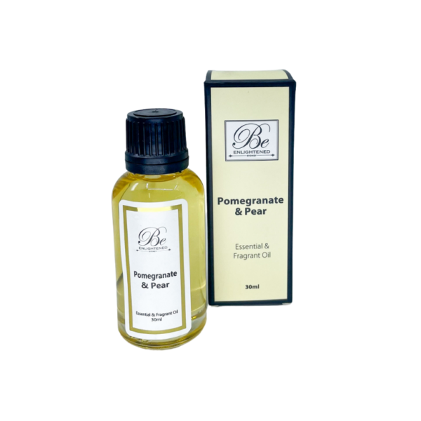 Be Enlightened Pomegranate & Pear 30ml Essential Oil
