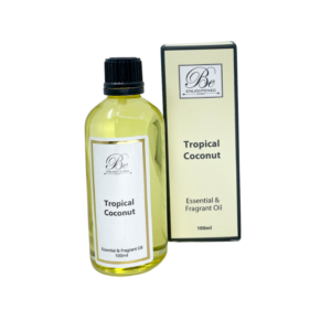 Be Enlightened Tropical Coconut 100ml Essential Oil