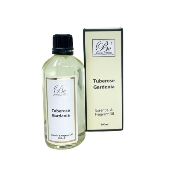 Be Enlightened Tuberose Gardenia 100ml Essential Oil