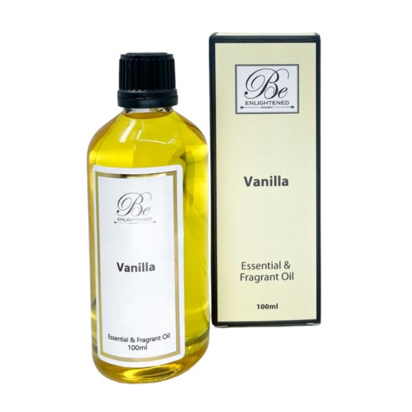 Be Enlightened Vanilla 100ml Essential Oil