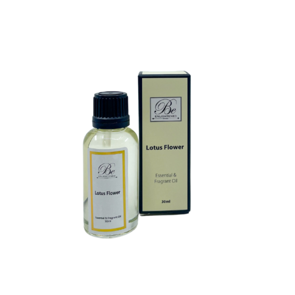 Lotus Flower 30ml Essential Fragrant Oil