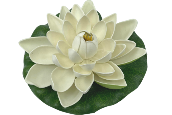 Lotus Flower Candle Be Enlightened Australian Made Scented Candles