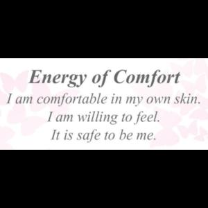 Energy of Comfort