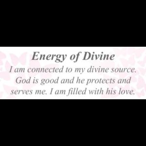 Energy of Divine