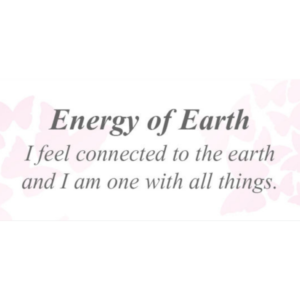 Energy of Earth