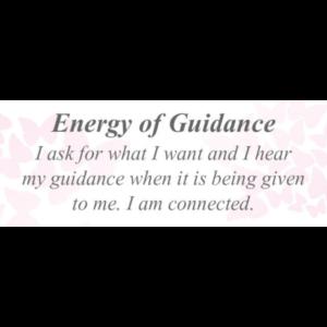 Energy of Guidance