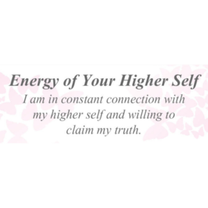 Energy of Your Higher Self