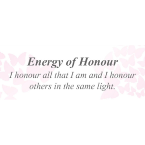 Energy of Honour