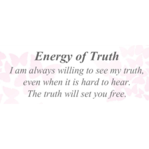 Energy of Truth