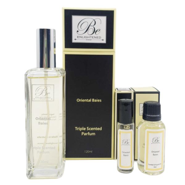 Oriental Baies Parfum & Oil Pack