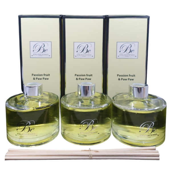 Passionfruit & Paw Paw 3 Pack Diffusers