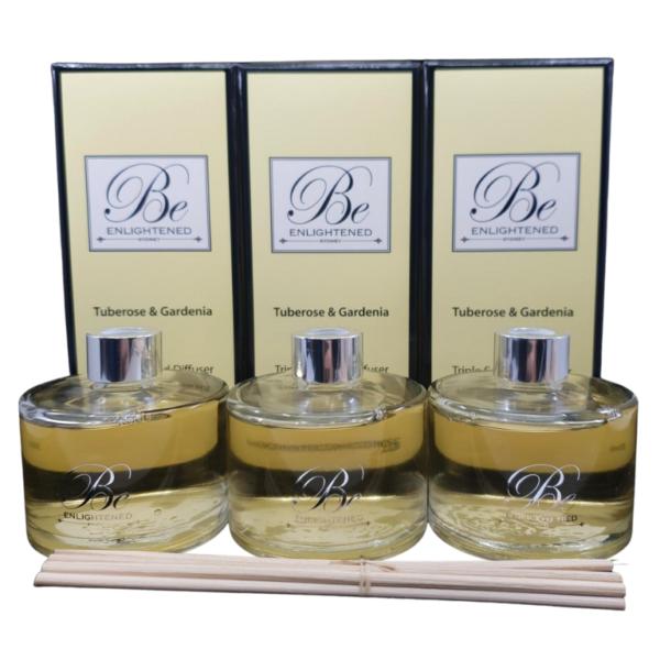 Tuberose & Gardenia 3 Pack Diffusers