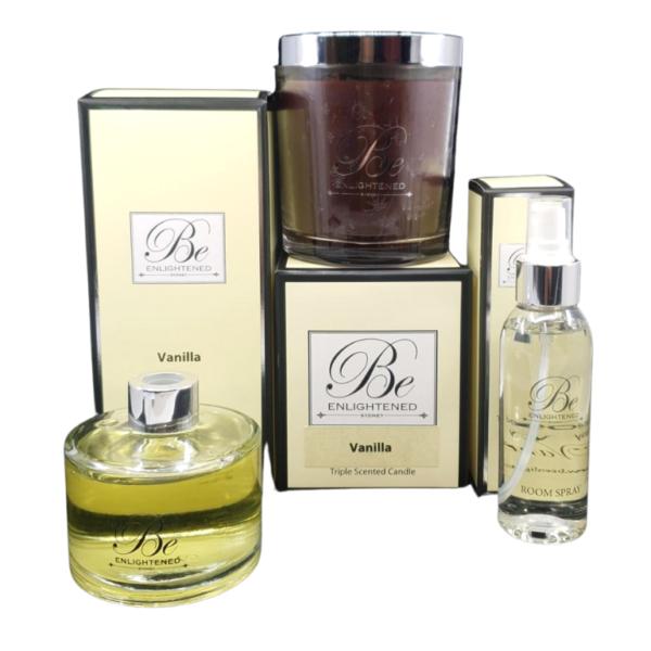 Vanilla Elegant Candle Pack