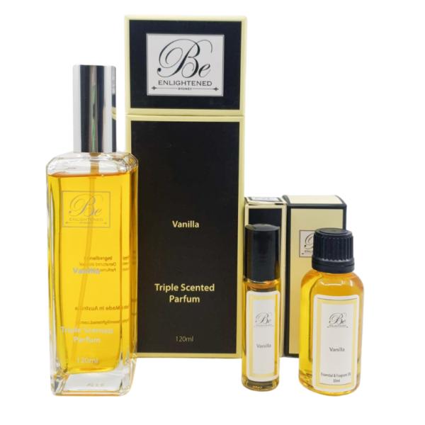 Vanilla Parfum & Oil Pack