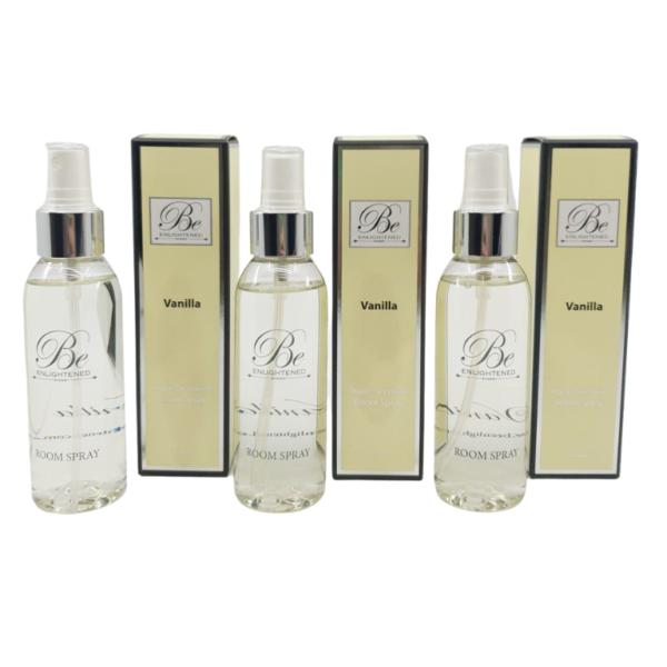 Vanilla Room Sprays 3 pack