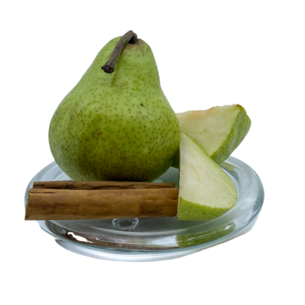 French Pear Plate