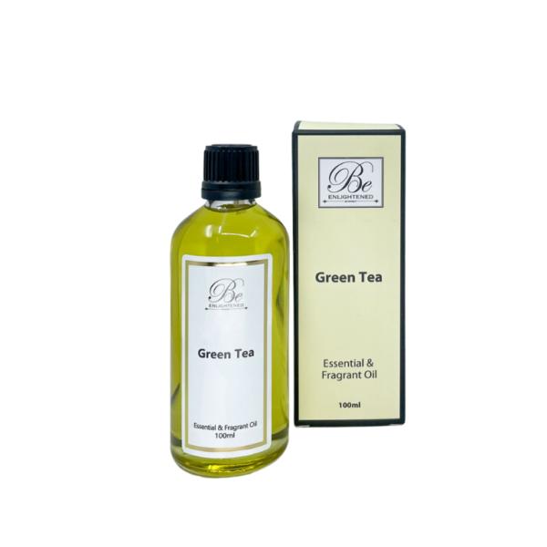 Be Enlightened Green Tea 100ml Essential Oil