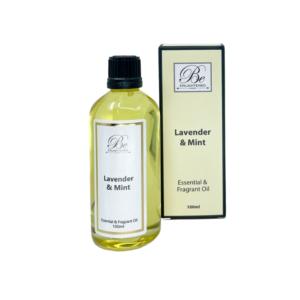 Be Enlightened Lavender & Mint 100ml Essential Oil