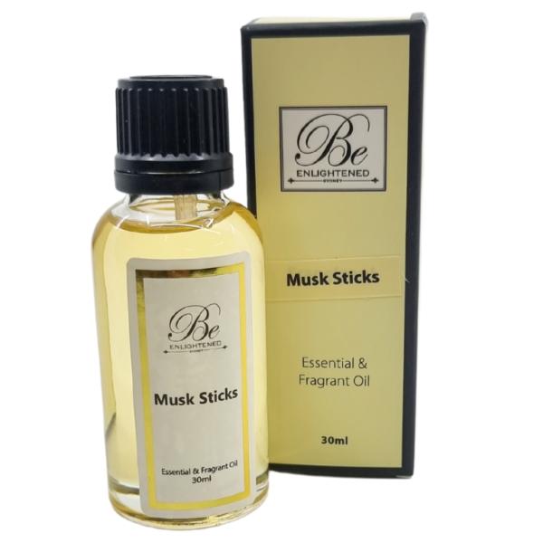 Musk Sticks Essential Oil