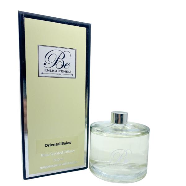 Oriental Baies Luxury Diffuser